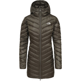 The North Face Trevail Parka Damen new taupe green